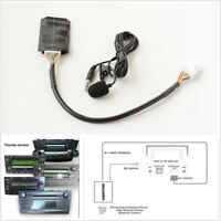 Car Bluetooth AUX Adapter DiscBox For Toyota RAV4 Support Steering Wheel Control