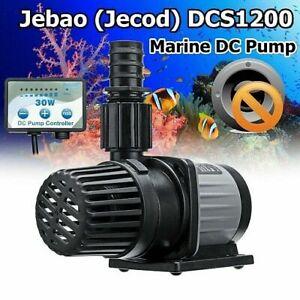 Jebao Jecod 2020 DCS 1200 Marine or Freshwater DC Sump Return Pump Reef Tank DC