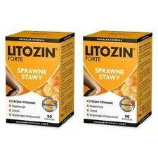 Litozin Forte C 180 Capsules (2x90) ROSEHIP + VITAMIN C, HEALTHY FLEXIBLE JOINTS