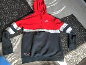 Nike Air Hooded Top XL Boys Hoodie Fleece Vintage
