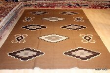7x10 ft. Egyptian kilim Southwestern design matches American Indian #PM75
