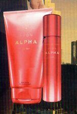 NEU bei AVON - Alpha für Sie  Körperspray   OVP
