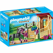 Playmobil Horse Stable with arabes-Country 6934