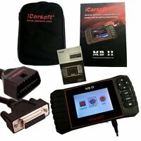 iCarsoft® MB II OBD 2 Diagnose-Gerät CAN-BUS Fehler Meldung löschen Mercedes
