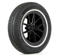 4-P205/75R15 Hankook Optimo H724 97S White Wall Tires