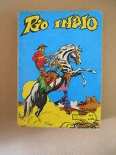 RIO INDIO Anno I n°4 1973 Fumetto Western vintage  edizione Casati [G353]