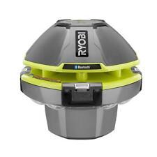 RYOBI 18-Volt Floating Speaker/Light Show w/ Bluetooth (BARE) #766