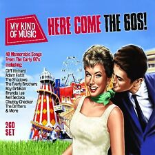 My Kind Of Music-Her - My Kind of Music-Here Come the 60s & the Best of T [New C