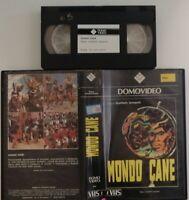 Mondo Cane (VHS - DomoVideo) Usato