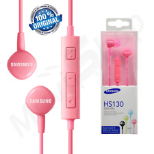 Samsung Eo-hs1303 Headset Jack 3.5 a Pink 3 Button Remote in