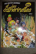 BD les petits hommes n°28 et les catherinettes EO 1992 TBE seron