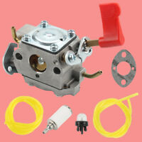Carburetor Fuel Tune Up Kit For Craftsman 545006017 Poulan Pp446e Ppb200e Sm446e