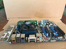 Intel i7-2600k Quad-Core 3.4GHz LGA 1155 + Intel DZ68BC MOBO + 32GBs RAM