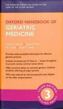 Oxford Handbook of Geriatric Medicine, Paperback by Bowker, Lesley K.; Price,...