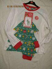 Ladies Christmas Pyjamas Christmas Tree Design Size 16 - 18 (NEW)