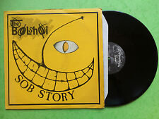 The Bolshoi - Sob Story, Situation Two Records SIT-38T Ex+ Condition