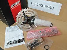 FSA SL-K Carbon Crank Crankset Cycling MTB Triple M10 24-32-42 10 Spd MegaExo