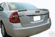 2004 - 2007 Chevy Malibu Painted Rear Spoiler Wing 07