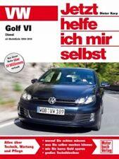WERKSTATTHANDBUCH JETZT HELFE ICH MIR SELBST 283 VW VOLKSWAGEN GOLF VI 6 DIESEL
