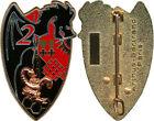 2° Régiment de Dragons, 2° Escadron, N.B.C. scorpion, A.Bertrand (3087)