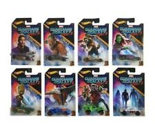 MARVEL GUARDIANS OF THE GALAXY VOL. 2 HOT WHEELS DIECAST CARS FULL SET OF 8