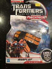 Transformers DOTM MUDFLAP Deluxe Concept Car Chevy Spark Autobot Dark Movie Hub