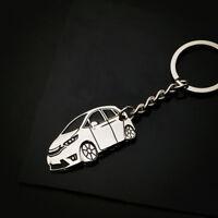 New 3D Design Zinc-Aluminium Alloy Keychain Key Ring Keyring for Honda Jazz Fit