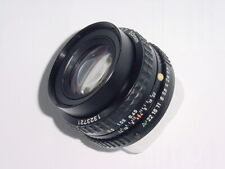 Pentax-A Pentax 50mm F/1.7 SMC Standard Manual Focus Lens *_**_ as mint