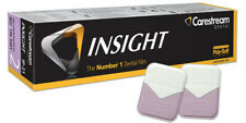 IP-21 Insight Super Poly-Soft X-Ray Film # 2 150/Box by CARESTREAM FRESH !!!