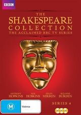 BBC Shakespeare Collection: Series 4 NEW R4 DVD