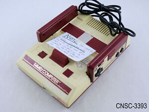 Nintendo Famicom Console +Power Cable Console Japanese Import JP US Seller C