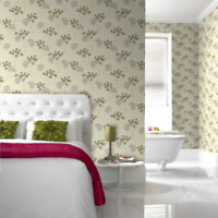 Superfresco Easy Paste the wall Floral Milly Apple Wallpaper