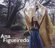ANA FIGUEIREDO - ENTRE AS SOMBRAS E O SONHO NEW CD
