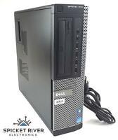 Dell OptiPlex 7010 SFF Quad Core i5-3470 3.20GHz 1TB HDD 8GB RAM Windows 10 Pro