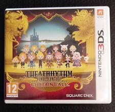 Theatrhythm Final Fantasy: Curtain Call 3DS - PAL