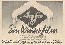 Y4438 AGFA Filmpack und Rollfilm - Pubblicità d'epoca - 1929 Old advertising