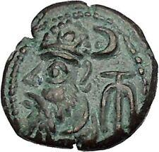 Kingdom of Elymais PHRAATES 2nd Century AD Ancient Greek Coin Anchor i41571