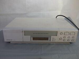 Rare Hitachi VT-L4024E Time Lapse Video CCTV Player Recorder VHS
