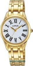 RRS94UX-9, LORUS Watch, Gold Tone, WR, Ladies