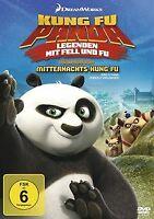 Kung Fu Panda: Legenden mit Fell und Fu - Mitternachts-Ku...   DVD   Zustand gut