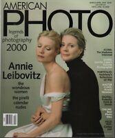 American Photo Magazine March/April 2000 Annie Leibovitz 102419AME