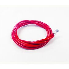 BMX 1.6mm x 1500mm Old School Brake Cable RED