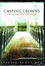 Altar And The Door - Casting Crowns, BRAND NEW FACTORY SEALED DVD (2007, Sony)