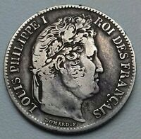 France . Louis Philippe 1 Franc 1846 A Paris