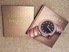 BVLGARI/ BULGARI diva jewellery and Rome Lvcea watches catalogue, booklet