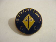 Stockport County Non-League Clubs Football Badges & Pins