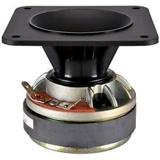 New Peavey APT 80 Super Tweeter Conical Horn 8 Ohm Phenolic Ring