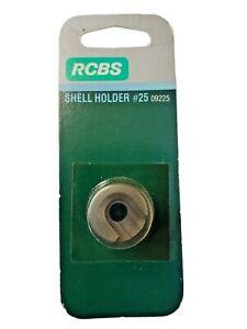 RCBS Shell Holder #25 09225 for 8mm Nambu NOS Reloading