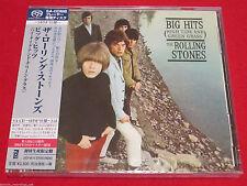 THE ROLLING STONES - BIG HITS: HIGH TIDE - JAPAN JEWEL SACD SHM CD - UIGY-9574