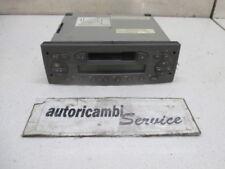 735371187 AUTORADIO FIAT PANDA 1.2 B 5M 44KW (2003) RICAMBIO USATO NON FORNIAMO